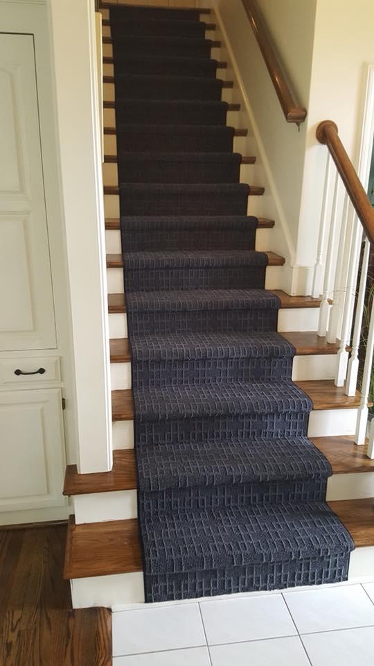 stair carpet runner kansas city